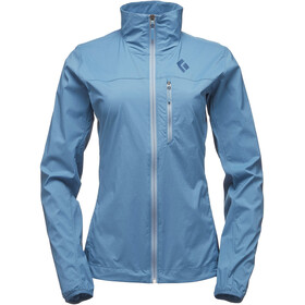 Black Diamond Alpine Start Jacket Women blue steel